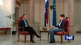 "Ministrica Pejčinović Burić u emisiji ""Točka na tjedan"" thumbnail"