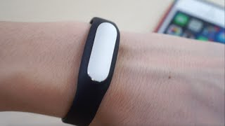Обзор Xiaomi Mi Band- лучший умный браслет?