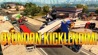 KICK YEDİM!!! | Adminlik #103 | ETS2MP