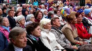 Концерт памяти жертв блокады