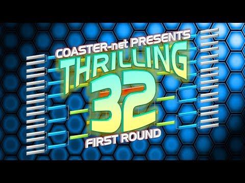 2018 Thrilling 32 Round 1 - COASTER-net Uncut