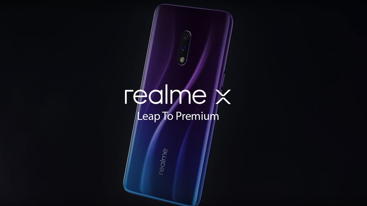 Realme X Online Sale Today in India via Flipkart and Official