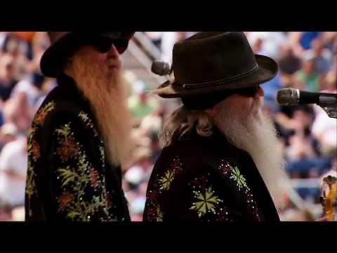 ZZ Top - Jesus Just Left Chicago (Crossroads Guitar Festival 2010)