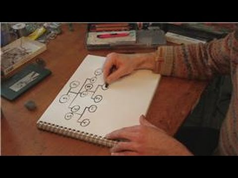 Drawing Practice  How to Draw a Simple Family Tree - YouTube