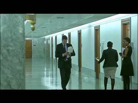 Sebelius testifies before Senate Finance Committee