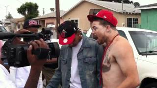 "Compton Menace & Young Life-B.T.S Video ""My Hood""[HD]"