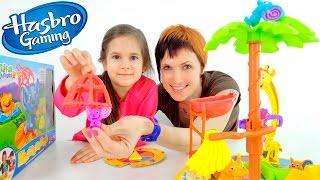 Передача для детей Веселая Школа - Настольная игра - МЫШЕЛОВКА