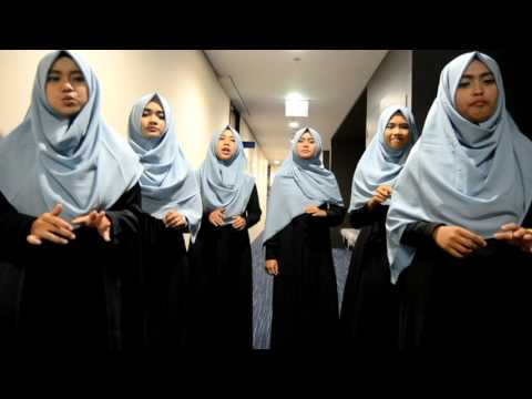 humood alkhudher- kun anta cover -Dyfa Nasyid - Indonesia