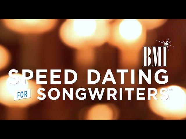 BMI Speed Dating Event Featurette - short Nov 2019