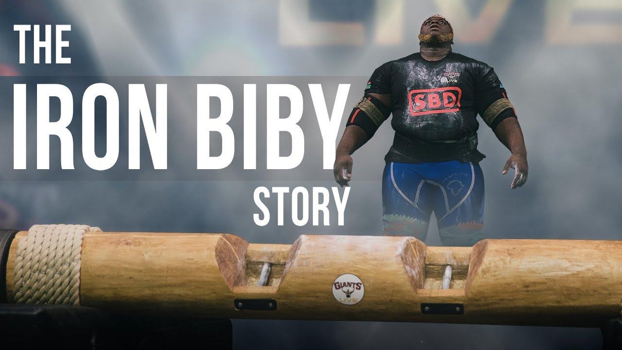 The Iron Biby Story: Bullied School Boy to World Record Log Presser?