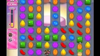 Candy Crush Saga Level 208 New Version - No Boosters