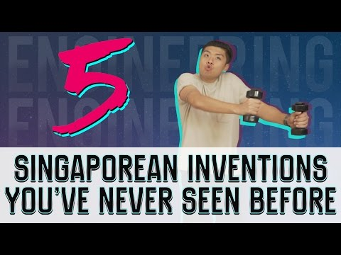 5 Singaporean Inventions You've Never Seen Before - TSL Comedy
