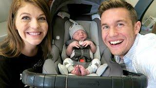 Newborn Baby Comes Home!!
