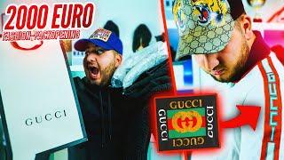 500€ FÜR EIN GUCCI T-SHIRT  💸 😱🔥 | XXL FASHION PACK OPENING | MAHAN(, 2018-11-03T14:00:06.000Z)