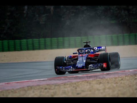 The STR13 in action!