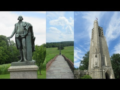 Exploring Valley Forge - Eric's Life - Week 80 (7/7/17 - 7/13/17)