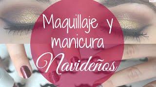 Maquillaje + Manicura |Especial Navidad Thumbnail