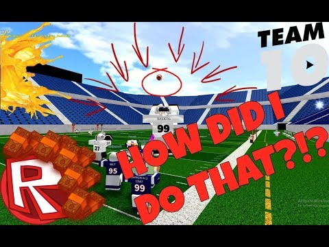 HOW DID I DO THAT??? | Roblox | Legendary Football Highlights PT.10