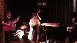 """I cant give you anything but love"" by Dolunay Obruk - NARDIS JAZZ CLUB live"