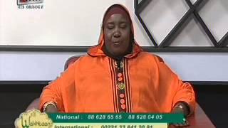 Wakhtaan avec Adja Saîda Fatou Bintou Diop - 21 Mars 2014