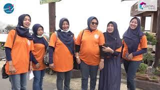 Testimoni Ibu Perisai Rapat Kerja Perusahaan AirNav Indonesia