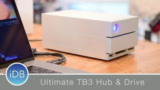LaCie 2Big Thunderbolt 3 Drive & Dock is the Ultimate Pro Storage Solution -  Review