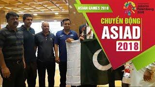 Olympic Pakistan - ấn số khó lường với thầy trò HLV Park Hang Seo ở trận ra quân | VFF Channel