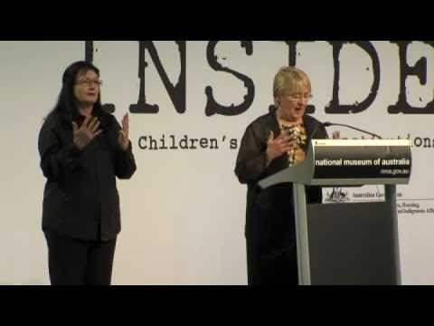 'Inside: Life in Children's Homes and Institutions' exhibition launch