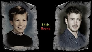 [КМЗ-Morph]: Как Менялся Крис Эванс (Chris Evans)