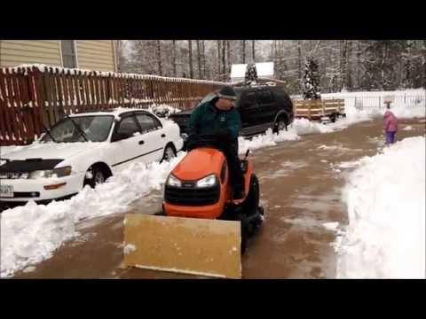 DIY snowplow