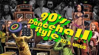 90s Dancehall Style    Beenie Man, Shabba, Super Cat, Buju Banton, Sean Paul, Mr  Vegas