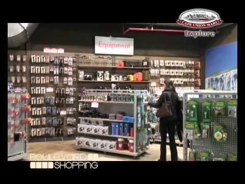Canal Walk Boulevard Shopping - Cape Union Mart Adventure Centre