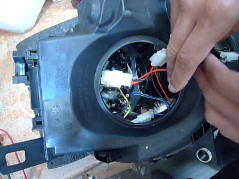 mini cooper headlight wiring youtube miata headlight wiring diagram mini  cooper headlight wiring