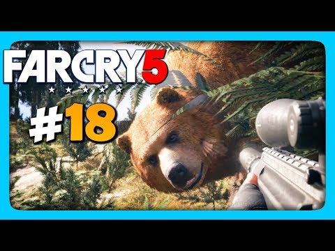 Far Cry 5 Прохождение на русском #18 ✅ ИЗУЧАЕМ ТРЕТИЙ ОСТРОВ! thumbnail