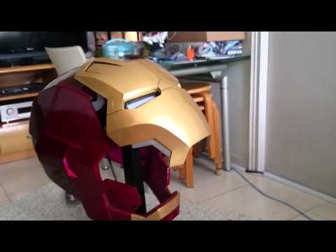 Ironman Mark 42 remote open the mask.mp4