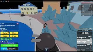 Roblox (Blox Piece) One piece Episodio 1