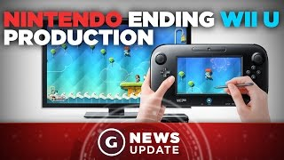 Nintendo Ending Wii U Production This Year - GS News Update