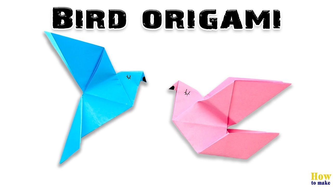 Origami Birds - Page 1 of 5 | Gilad's Origami Page | 720x1280
