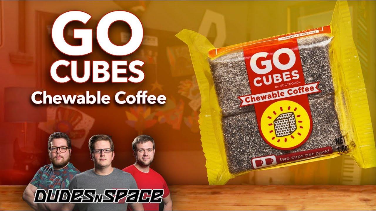 Chewable Coffee Nootrobox Go Cubes Dudes N Space Youtube