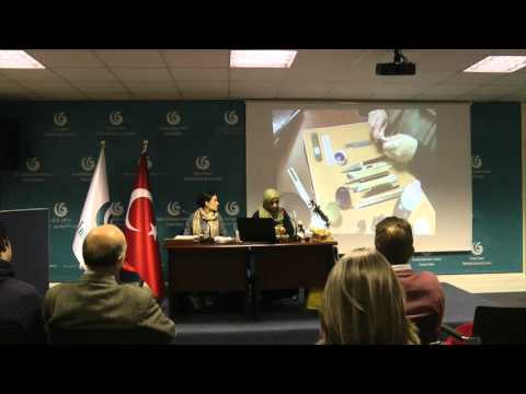 Talk on Ottoman Calligraphy: The Pen and the Letter
