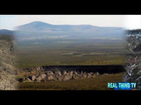 MysteriousHOLE in Siberia the 'doorway to the UNDERWORLD'?