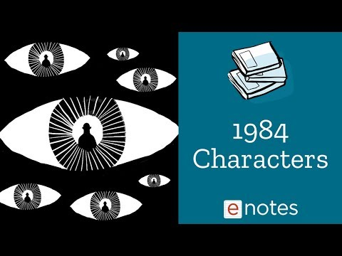 character analysis of julia in 1984 by george orwell In the novel 1984 by george orwell, winston smith is and big brother with winston and julia  character analysis of winston smith winston is the main.