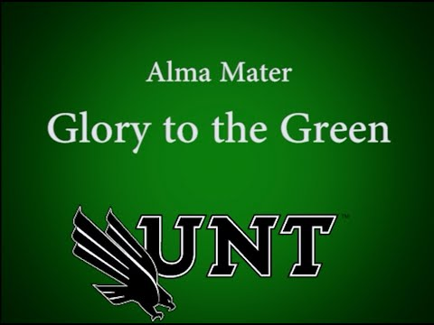 Glory to the Green (UNT