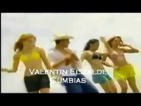 Valentin Elizalde   Cumbia Mix   YouTube