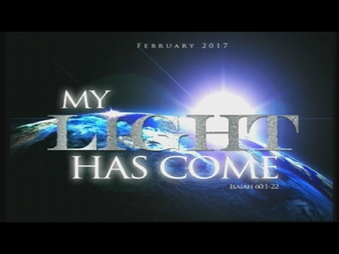 1st Sunday Service: February 12, 2017