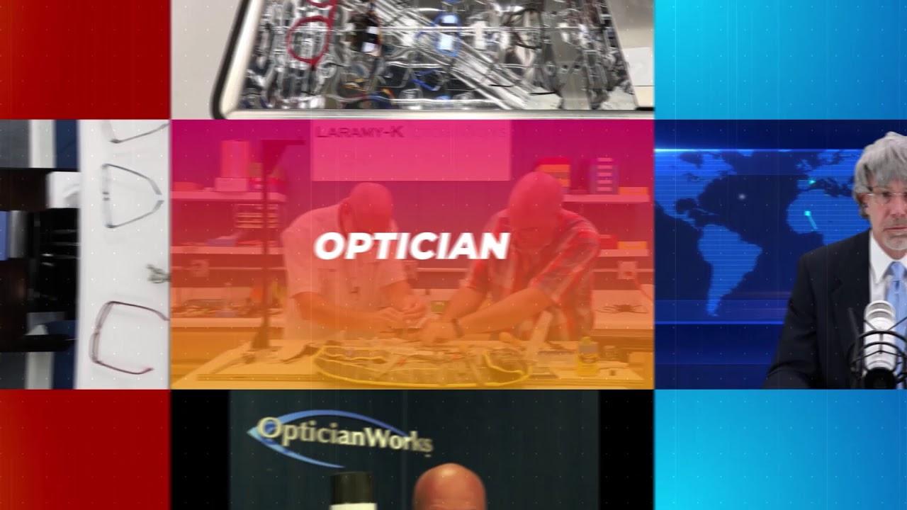 Laramy-K OpticianWorks: Never Stop Learning