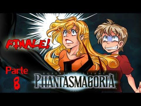 Giochi di Mezzanotte - Phantasmagoria - Capitolo 7 (pt8) FINALE!