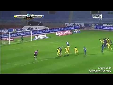 اهداف مباراة الهلال 0:4 الخليج
