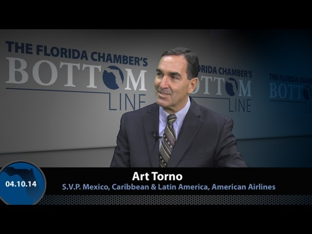 The Florida Chamber's Bottom Line - April 10, 2014