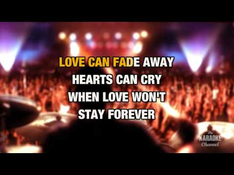 """Hearts in the Style of """"Marty Balin"""" with lyrics (no lead vocal)"""